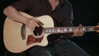 Learn Percussion Guitar - Lesson 03 - pt6