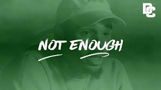 "Chris Brown Type Beat ""Not Enough"" | Big Sean Type Beat | R&B Beat | Daniel Cruz"