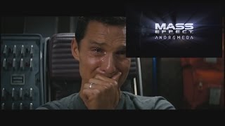 Matthew Mcconaughey reacts to MASS EFFECT: ANDROMEDA N7 Day Official Video 2015