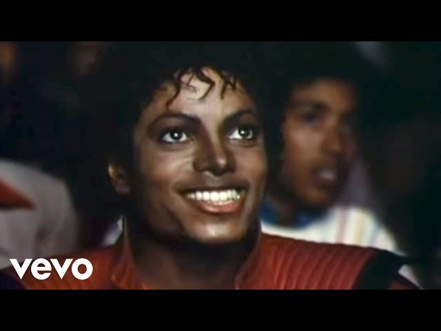 "Video de ""Thriller"" de Michael Jackson"