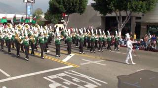 Kennedy HS - Under the Double Eagle - 2009 Arcadia Band Review