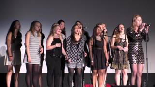 Superpower (opb. Beyonce) - UMD Treblemakers Fall 2015