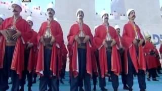 Bolu Beyi Marşı - Fethin 563. Yılında 563 Kişilik Mehteran Ekibinden - TRT Avaz
