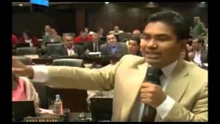 Debate:Así mandó a callar el diputado Robert Alcalá al diputado Luis Soteldo en la Asamblea Nacio