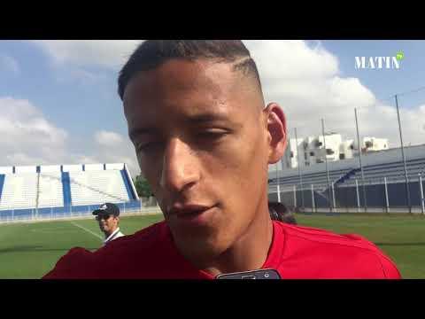 Video : Yacine Bammou : Je m'adapte bien avec mon nouveau club