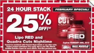 Burn Fat While You Sleep in February!