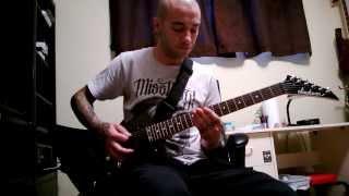 For Today - Foundation (guitar cover) V2