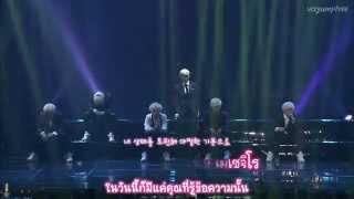 [Karaoke/Thai Sub] B.A.P - Secret Love (Live)