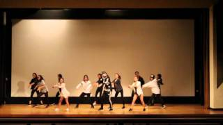 UBC Dance Horizons:  Open Hip Hop | MYS 2015