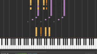 How to play 20th Century Fox Theme on piano