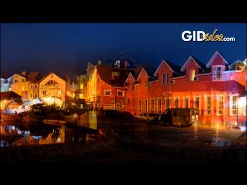 Ukraine Hotel Restaurant complex Aivengo on gidvideo.com