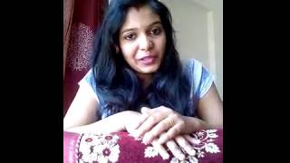 Ghoomar Live Cover by Aparna Shibu - PADMAAVAT