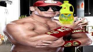 Music video - Cooking with JOHN CENA!