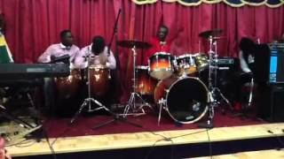 BEMI Percussionists Praising God