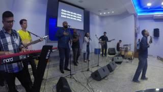 Já estou crucificado - Fernandinho - Louvor PibLins