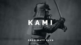 "(SOLD)""Kami"" - Dark Hard Aggressive Freestyle Asian Trap Rap Beat Hip Hop Instrumental"