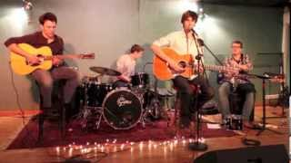Somewhere Only We Know (live recording!) - Keane / Lily Allen cover by The Fireflies