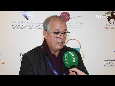 Video : Matinales de la Fiscalité : Entretien avec Abderrahim chab
