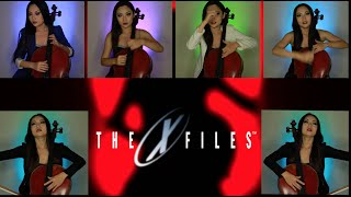 The X-Files Main Theme - Tina Guo