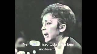 Edith Piaf -  Non, Je Ne Regrette Rien (Legendado) 19/12/2015.