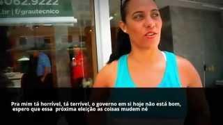 Entrevista na rua: o que é ESTADO ?