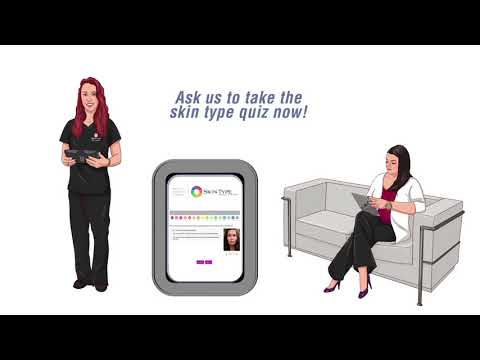 DID YOU KNOW THAT 80% OF PEOPLE ARE WRONG ABOUT THEIR SKIN TYPE?