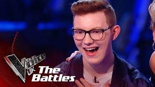 will.i.am Steals Callum Butterworth | The Battles | The Voice UK 2019