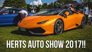 Herts Auto Show 2017 ft R-Tec Auto Design