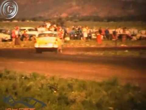 Stock cars in the old days in South Africa