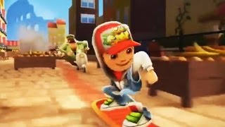 Subway Surfers - O Filme