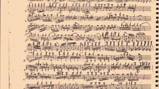 Rudolf Koelman - Paganini - Caprice Op.1 no. 2