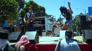 "The Nerv: ""Propaganda"" (live) @ Haight Ashbury Street Fair 2012 (punk)"