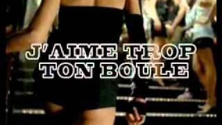 JAIME TROP TON BOULE
