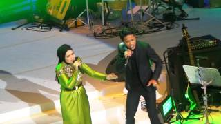 Just Give Me A Reason (Konsert Where The Heart Is) - Siti Nurhaliza feat. Hazama