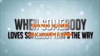 Celine Dion - Somebody Loves Somebody - Tradução