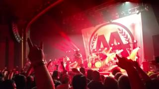 Not the American Average- Asking Alexandria live in Portland, ME