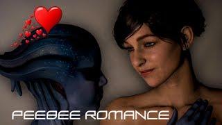 Mass Effect Andromeda- Peebee Romance Scene 3 (Female Ryder)