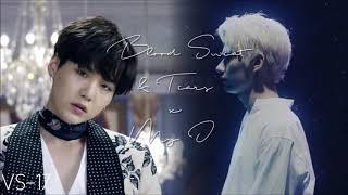 BTS vs. SEVENTEEN - Blood Sweat & Tears x My I (MASHUP)