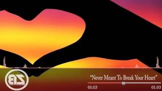 Love Rap Instrumental With Hook 'Never Meant To Break Your Heart' (Prod. by ZitroxBeats)