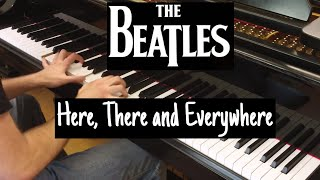 """The Beatles - """"Here, There and Everywhere"""" / Evgeny Alexeev, piano"""