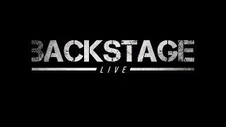 BACKSTAGE LIVE - TEASER OFICIAL
