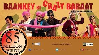 Baankey ki Crazy Baraat | Full HINDI MOVIE HD | Raajpal Yadav,  Vijay Raaz | New Bollywood Movies width=