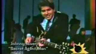 Secret Agent Man - Johnny Rivers