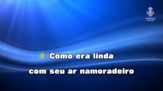 ♫ Karaoke A MODA DAS TRANÇAS PRETAS - Versão para Baile