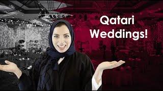 #QTip: The Women's side of Qatari Weddings