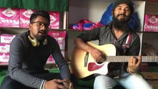 Mann bharya bpraak new punjabi song 2017 Guitar Cover by Jassi Singh