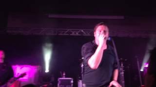Never Back Down (Live) - Nine Lashes