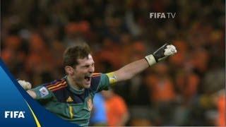 FIFA World Cup moments: Iker Casillas