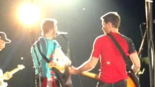 Coldplay - Speed of Sound (live) Estadio Nacional Lima Peru