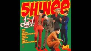 보컬 제거 (Vocal Remove) :: 샤이니 (SHINee) - 투명 우산 (Don`t Let Me Go)